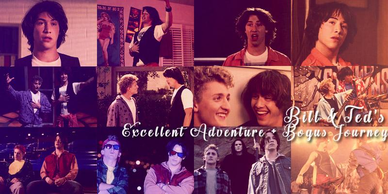 Gallery: Bill & Ted's – Excellent Adventure + Bogus Journey Screen Captures