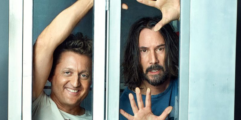 Bill & Ted 3: Keanu Reeves, Alex Winter, and the writers talk proposed sequel (which might actually happen!)