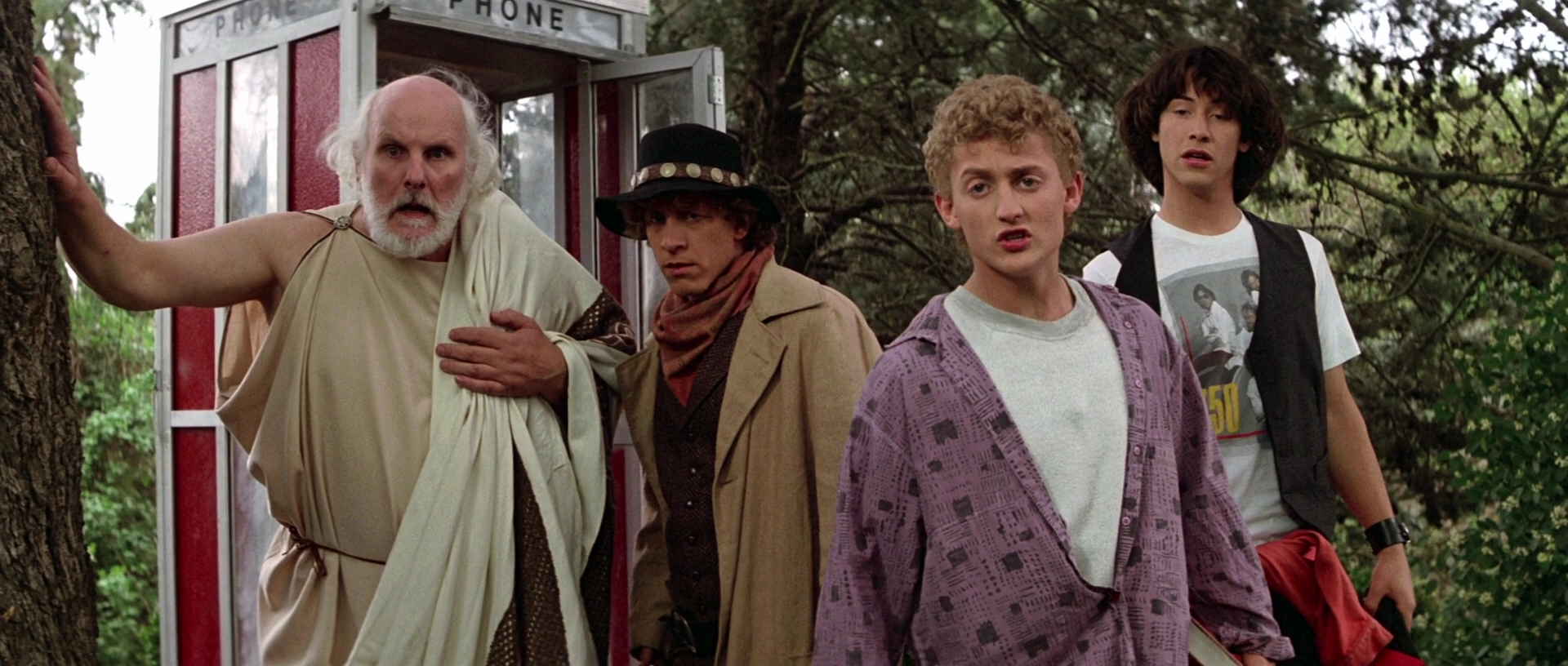 Bill And Ted Excellent Adventure Free Online