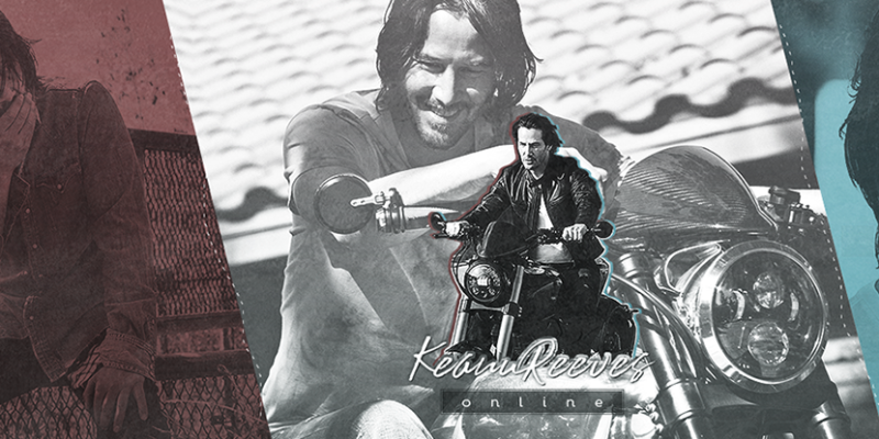 Welcome to Keanu Reeves Online!