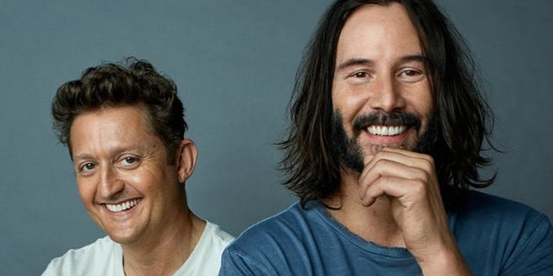 'Bill & Ted Face The Music' Confirmed